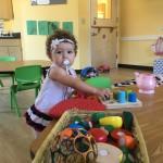 Miss Luiza toddler Class